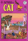 Adventures of Fat Freddy's Cat (1977-1992 Rip Off Press) #5, 3rd Printing