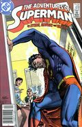 Adventures of Superman (1987) Canadian Price Variant 439