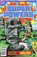 Super Powers (1985 2nd Series) Canadian Price Variant 3