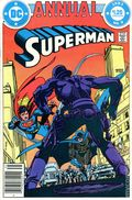 Superman (1939 1st Series) Annual Canadian Price Variant 9