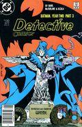 Detective Comics (1937 1st Series) Canadian Price Variant 577