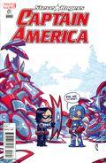 Captain America Steve Rogers (2016) 1H