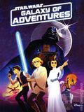 Star Wars Galaxy of Adventures SC (2019 Disney/Lucasfilm Press) A Chapter Book 1-1ST
