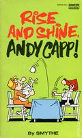Rise and Shine, Andy Capp! PB (1975 Fawcett Gold Metal) 1-1ST