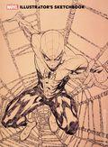 Marvel Illustrator's Sketchbook SC (2019 Marvel) 1-1ST