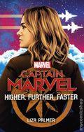 Captain Marvel Higher, Further, Faster SC (2019 A Marvel Press Novel) 1-1ST
