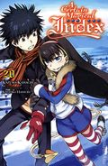 A Certain Magical Index SC (2014- Yen Press Novel) 20-1ST