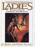 Ladies Retold Tales of Goddesses and Heroines SC (1992 Penguin Books) 1-REP