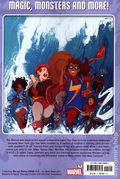 Marvel Rising Heroes of the Roundtable TPB (2019 Marvel) 1-1ST