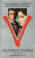 V The Pursuit of Diana PB (1984 A Pinnacle Novel) 1-1ST