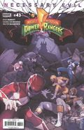 Mighty Morphin Power Rangers (2016 Boom) 43A