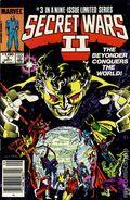 Secret Wars II (1985 Marvel) Canadian Price Variant 3