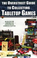 Overstreet Guide to Collecting Tabletop Games SC (2018 Gemstone) 1S-1ST