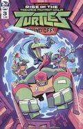 Rise of the Teenage Mutant Ninja Turtles Sound Off (2019 IDW) 3