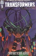 Transformers Galaxies (2019 IDW) 1RIA