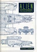 Alien The Blueprints HC (2019 Titan Books) 1-1ST