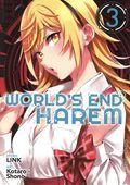 World's End Harem GN (2018- A Ghost Ship Digest) 3-1ST
