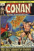 Conan the Barbarian (1970) UK Edition 15UK