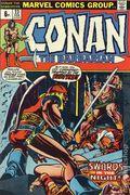 Conan the Barbarian (1970) UK Edition 23UK