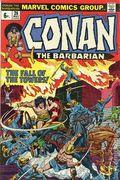 Conan the Barbarian (1970) UK Edition 26UK