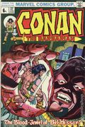 Conan the Barbarian (1970) UK Edition 27UK