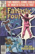 Fantastic Four (1961 1st Series) 222