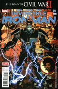 Invincible Iron Man (2015 2nd Series) 9C
