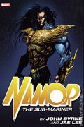 Namor the Sub-Mariner Omnibus HC (2019 Marvel) By John Byrne and Jae Lee 1B-1ST