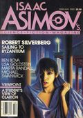 Asimov's Science Fiction (1977-2019 Dell Magazines) Vol. 9 #2