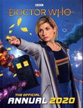 Doctor Who Annual HC (1965-Present) The Official Annual 2020-1ST