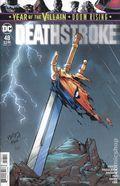 Deathstroke (2016 3rd Series) 48A