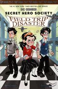 DC Comics Secret Hero Society: Field Trip Disaster HC (2019 Scholastic) 1-1ST
