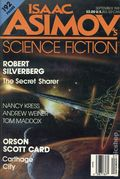 Asimov's Science Fiction (1977-2019 Dell Magazines) Vol. 11 #9