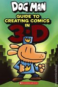 Dog Man Guide to Creating Comic in 3-D HC (2019 Scholastic) 1-1ST