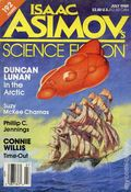Asimov's Science Fiction (1977-2019 Dell Magazines) Vol. 13 #7