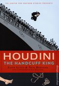 Houdini The Handcuff King HC (2019 Disney/Hyperion) 1-1ST