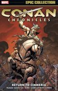 Conan Chronicles Return to Cimmeria TPB (2019 Marvel) Epic Collection 1-1ST