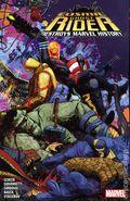 Cosmic Ghost Rider Destroys Marvel History TPB (2019 Marvel) 1-1ST
