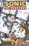 Sonic The Hedgehog (2018 IDW) 21A
