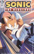 Sonic The Hedgehog (2018 IDW) 21RI