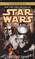Star Wars Allegiance PB (2007 Del Rey Novel) 1-REP