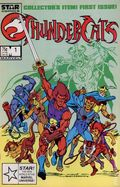 Thundercats (1985 1st Series Marvel) 1.3RD