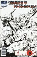 Transformers (2009 IDW) 27C