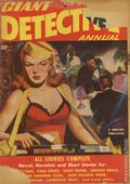 Giant Detective Annual (1950 Best Books inc.) Vol. 1 #1