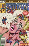 Spectacular Spider-Man (1976 1st Series) Canadian Price Variant 74