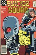 Suicide Squad (1987 1st Series) Canadian Price Variant 6