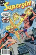 Supergirl (1982 2nd Series) Canadian Price Variant 23