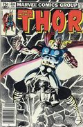 Thor (1962-1996 1st Series) Canadian Price Variant 334