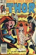 Thor (1962-1996 1st Series) Canadian Price Variant 335