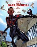 Marvel Monograph: The Art of Sara Pichelli SC (2019 Marvel) 1-1ST